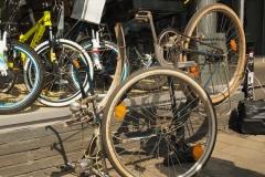 Fahrradreparatur