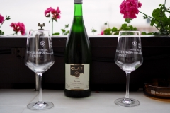 Lecker Wein auf der Weinstraße