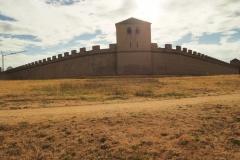 Hier bauen die Römer