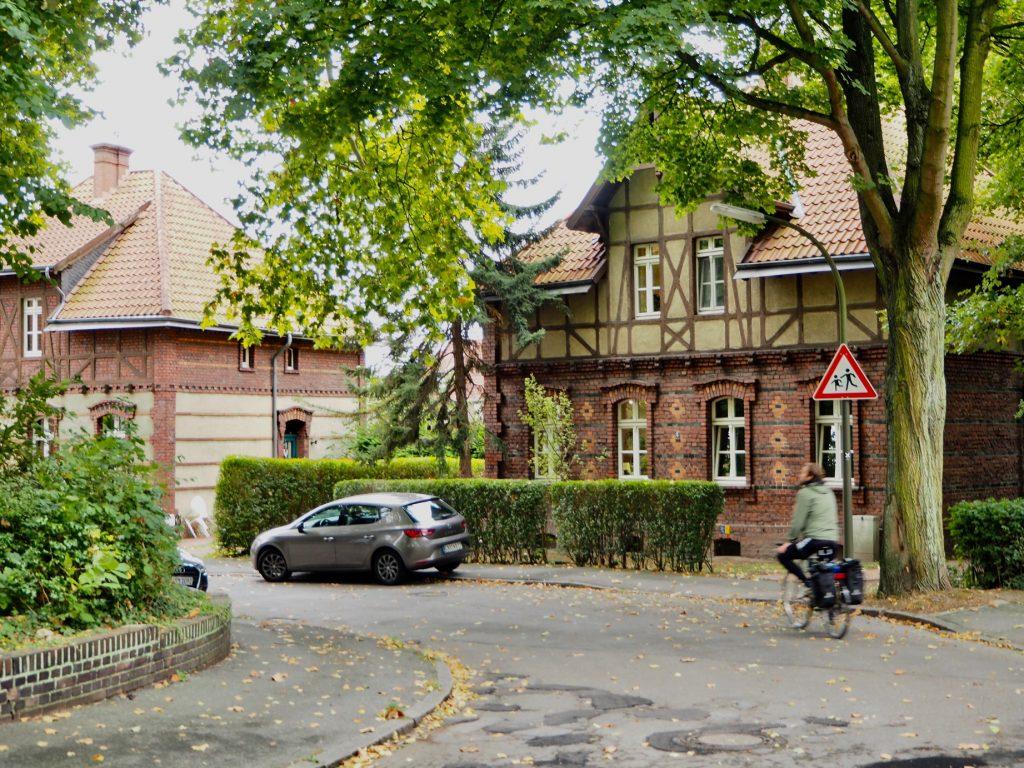 Alte Siedlung - Alte Kolonie Eving