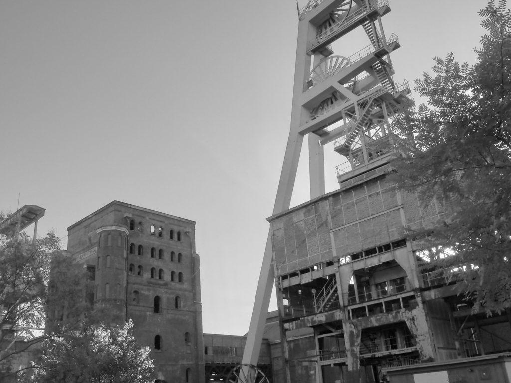 Eine Zeche - Industriekultur vom Feinsten