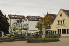 Zündorf im Herbst