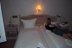 Hotelzimmer - Ruhrtalradweg