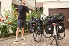 Bikepacking Weinstraße