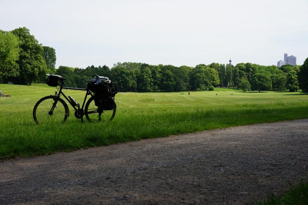 Fahrradtour in Köln